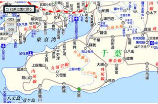 小湊鐡道いすみ鉄道路線図